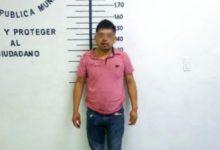 Plaza San Diego, mujer, celular, robo, hombre, detenido San Pedro Cholula, SSC, Código Rojo, Nota Roja, Puebla, noticias