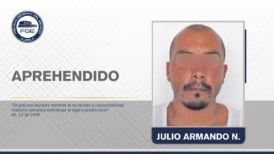 Desaparición de persona, concubina, FGE, detenido, Código Rojo, Nota Roja, Puebla, Noticias
