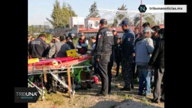 joven, estudiante, menor de edad, motocicleta, tren, embestido, Código Rojo, Nota Roja, Puebla, Noticias