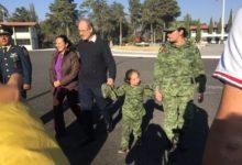 Soldado Honorario, menor de edad, Sedena, ejército mexicano, Código Rojo, Nota Roja, Puebla, Noticias
