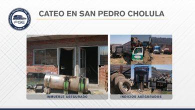 vehiculos, reporte de robo, inmueble, cateo, recuperación, Código Rojo, Nota Roja, Puebla, noticias
