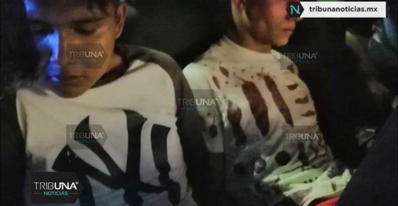 detenidos, vandalismo, Famsa, Torrecillas, sur, Puebla, Noticias, Código Rojo, Nota Roja