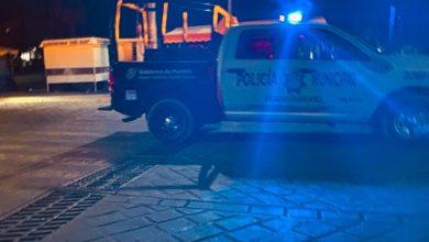 Huejotzingo, detenidos, baleados, riña, hamburguesas, Centro, Comandancia de Policía, Código Rojo, Nota Roja, Puebla, noticias