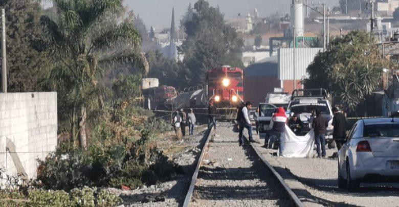 mujer, muerta, golpes, abandonada, vías, ferrocarril, panteón, FGE, Semefo, Código Rojo, Nota Roja, Puebla, Noticias