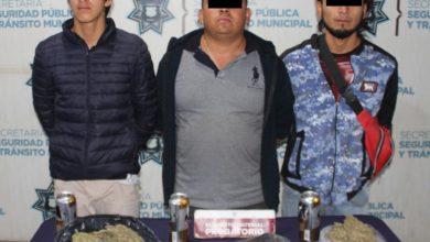 SSC, narcomenudistas, vía pública, marihuana, Policías Municipales, Ministerio Público, hierba verde, delitos contra la salud