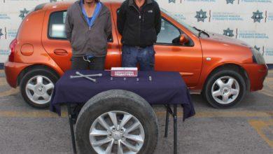 robo de autopartes, Geovillas del sur, neumático, llave de cruz, FGE, Código Rojo, Nota Roja, Puebla, Noticias