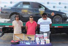 Oxxo, asaltantes, tres, SSC, antecedentes, Código Rojo, Nota Roja, Puebla, Noticias