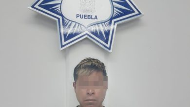 NArcoenudeo, cocaína, moto, Xonaca, detenido, Código Rojo, Nota Roja, Puebla, Noticias