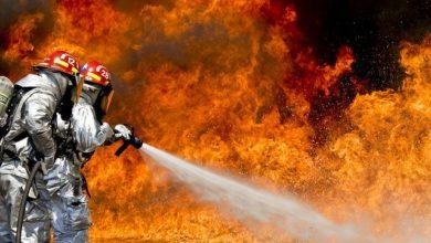 """Incendio, Colonia Unión Antorchista, reciclaje, """"Recicladora del sur Los Compas"""", bomberos, plástico, cartón"""