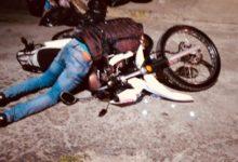 ejecución, motociclista, disparos, arma de fuego, huida, San Martín Texmelucan, Código Rojo, Nota Roja, Puebla, Noticias