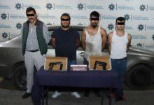 asalto, gasolinera, antecedentes penales, arma de fuego, Reforma Agua Azul, Código Rojo, Nota Roja, Puebla, Noticias
