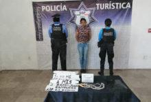 Mujer que abandonó a su hija en el Paseo Bravo quedó a Disposición de las Autoridades