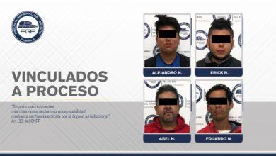 robo, negocio, Coppel, Reforma Sur, detenidos, vinculación a proceso, prisión preventiva, cuatro, Código Rojo, Nota Roja, Puebla, Noticias