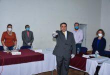 Comisario, Seguridad Pública y Tránsito Municipal, San Martín Texmelucan, Síndico Municipal, Norma Layón, Policía Especializada, exámenes de control y confianza