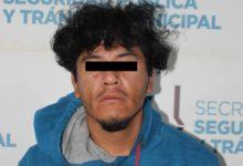 Unidad Canina, droga, SSC, Puebla, bebidas embriagantes, vía pública, Agente del Ministerio Público