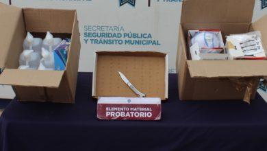 fraude, depósito bancario, sanitizantes, mujer, SSC, FGE, Código Rojo, Nota Roja, Puebla, Noticias
