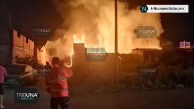 voraz incendio, maderería, incendio, Código Rojo, Nota Roja, Noticias, Puebla