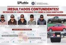 asalto, robo, casa habitación, cantidad millonaria, dinero, electrodomésticos, Código Rojo, Nota Roja, Puebla, Noticias