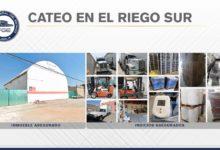 cateo, Riego Sur, montacargas, mercancía, Veracruz, FGE, Código Rojo, Nota Roja, Puebla, Noticias