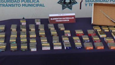 colonia Vista Hermosa Xaxalpa, SSC, detención, Oxxo, asalto, robo a negocio, cigarros, objeto punzocortante, Código Rojo, Nota Roja, Puebla, Noticias