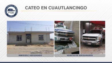 FGE, Cuautlancingo, pipas de gas, conductor, autorización judicial, Fiscalía de Investigación Metropolitana, taxi