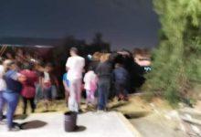 Cadáver, Colonia El Salvador, riña, barranca, SSC, Protección Civil, SUMA, FGE, aguas negras