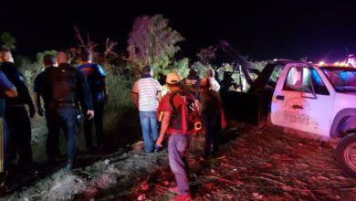 Policía Estatal, Policía Municipal de Tlanepantla, Tecali de Herrera, Guardia Nacional, PC Estatal, canal de agua, Ahuatepec, corriente, camioneta, búsqueda