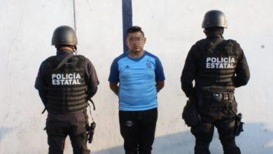 detenido, El Chuky, El Diablo, El Negro, cocaína, dosis, 46 Poniente, local, autopartes, robadas, Código Rojo, Nota Roja, Puebla, Noticias