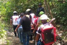 Tlacuilotepec, muertos, siete, camioneta, pérdida de control, conductor, rescatistas, traslado, Código Rojo, Nota Roja, Puebla, noticias