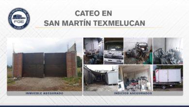 cateo, vehículo, robado, FGE, San Martín Texmelucan, Código Rojo, Puebla, Noticias, Nota Roja