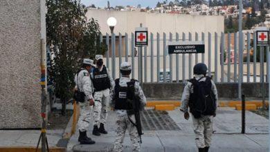 Guardia Nacional, Gobierno Federal, resguardo, prevención, reacción, hospitales, Puebla, capital, Código Rojo, Nota Roja, Puebla, noticias
