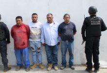 El Loco Tellez, detenidos, banda delictiva, miembros, San Martín Texmelucan, droga, robo de hidrocarburo, secuestro, homicidio, Código Rojo, Nota Roja, Puebla, noticias