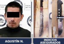 San Andrés Cholula, feminicida, machete, pareja sentimental, hijo, muerta, Código Rojo, Nota Roja, Puebla, Noticias