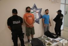 golosinas, marihuana, THC, sustancia activa, LSD, dos sujetos, detenidos, plaza comercial, San Andrés Cholula, antros, catálogo, Código Rojo, Nota Roja, Puebla, Noticias