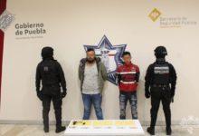 detención, venta, drogas, cocaína, marihuana, Centro Histórico, Federico, líder, criminal, Cóigo Rojo, Nota Roja, Puebla, Noticias