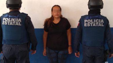 Zinacatepec, detenida, droga, dinero, fuga, Código Rojo, Nota Roja, Puebla, Noticias
