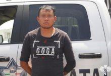 El Gonorrea, El Loco Téllez, San Martín Texmelucan, detenido, cocaína, marihuana, robo de gas, Código Rojo, Nota Roja, Puebla, Noticias
