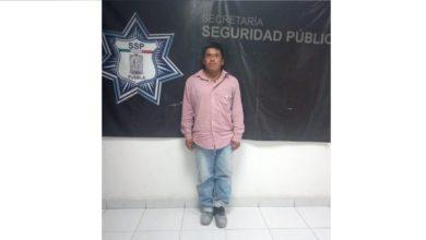El Pelón, El Pulga, detenido, miembro, banda delictiva, SSC, Código Rojo, Nota Roja, Puebla, Noticias
