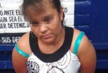El Flamas, detenida, posesión, drogas marihuana, cocaína, Código Rojo, Nota Roja, Puebla, Noticias