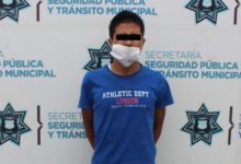 Detenido, bulevar Clavijero, dosis, cristal, SSC, Código Rojo, Nota Roja, Puebla, Noticias