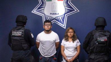 detenidos, balacera, persecución, SSP, Unidad Habitacional La Margarita, Código Rojo, Nota Roja, Puebla, Noticias