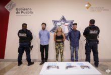 El Niño, vinculado, homicidios, sicarios, manejo de armas, lanzagranadas, AK-47, Código Rojo, Nota Roja, Puebla, Noticias