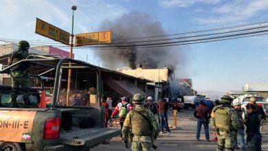 incendio, consumir, llamas, Central de Abasto, Huixcolotla, SSP, Tepeaca, Tecamachalco, Bomberos, Código Rojo, Nota Roja, Puebla, Noticias