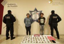 esposa, El Grillo, narcomenudistas, San Ramón, SSP, Código Rojo, Nota Roja, Puebla, Noticias