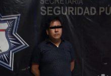 Detenido, La Pulga, El Pelón, San Isidro Castillotla, relación, policía municipal, asesinado, Colonia Minerales, Código Rojo, Nota Roja, Puebla, Noticias