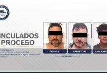 deshuesadero, aseguramiento, detenidos, FGE, autopartes, cartuchos, Código Rojo, Nota Roja, Puebla, Noticias