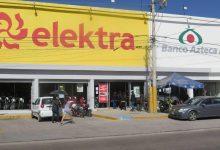 Elektra, Castillotla, robo, celulares, huida, sur, Código Rojo, Nota Roja, Puebla, Noticias