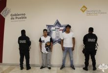 detenidos, San Baltazar Campeche, SSP, Policía Estatal, droga, celular, marihuana, Código Rojo, Nota Roja, Puebla, Noticias