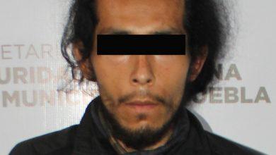 asalto, transporte público, Remanente I, SSC, detención, dos, chofer, lesionado, Código Rojo, Nota Roja, Puebla, noticias