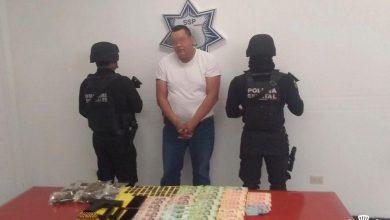 Los Lecona, El Koala, SSP, agentes, detenido, Tepetzintla, cocaína, marihuana, Código Rojo, Nota Roja, Puebla, Noticias